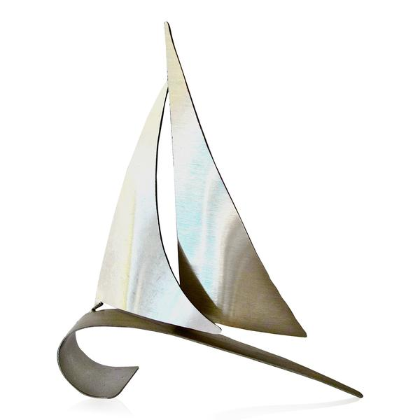 Zeil object sculpture -
