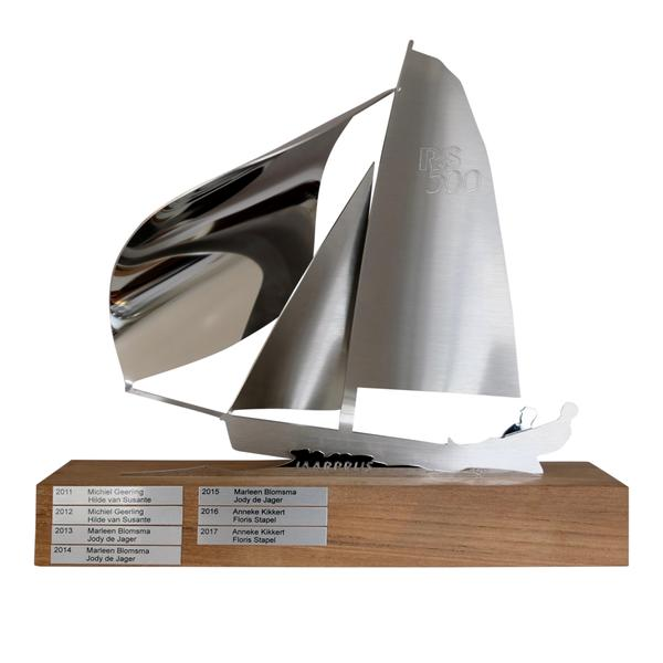 RS 500 Sailing trophy - JAARPRIJS